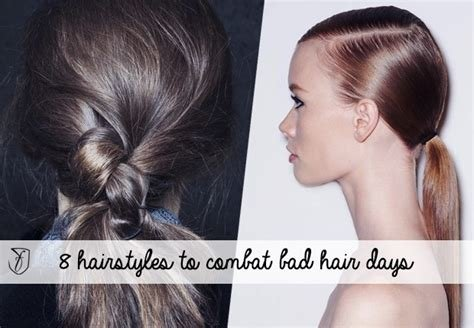 The Best 8 Easy Hairstyles That Will Save You On Those Bad Hair Days Fashionising Com Pictures
