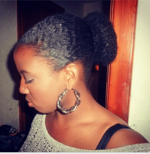 The Best 4 Quick And Easy Natural Hairstyles Beauty Hair Pictures