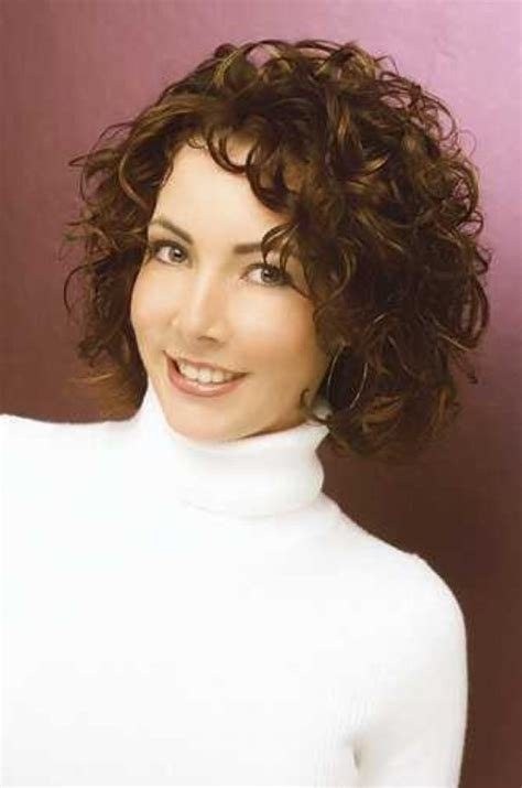 The Best Trendy Short Curly Haircuts For Women Short Hairstyles 2015 Pictures
