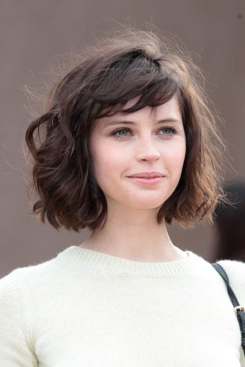 The Best 12 Feminine Short Hairstyles For Wavy Hair Easy Everyday Hair Styles Styles Weekly Pictures