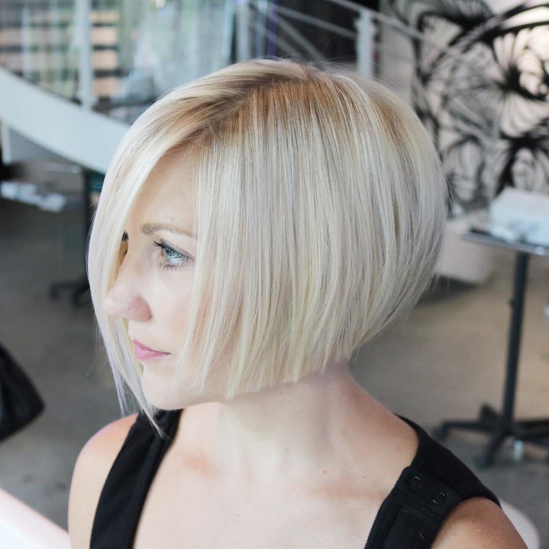 The Best Bob Haircuts For Fine Hair Long And Short Bob Hairstyles Pictures