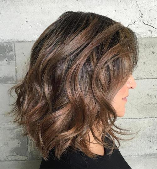 The Best 50 Most Magnetizing Hairstyles For Thick Wavy Hair Pictures