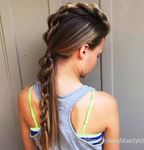 The Best Get Busy 20 Sporty Hairstyles For You Pictures