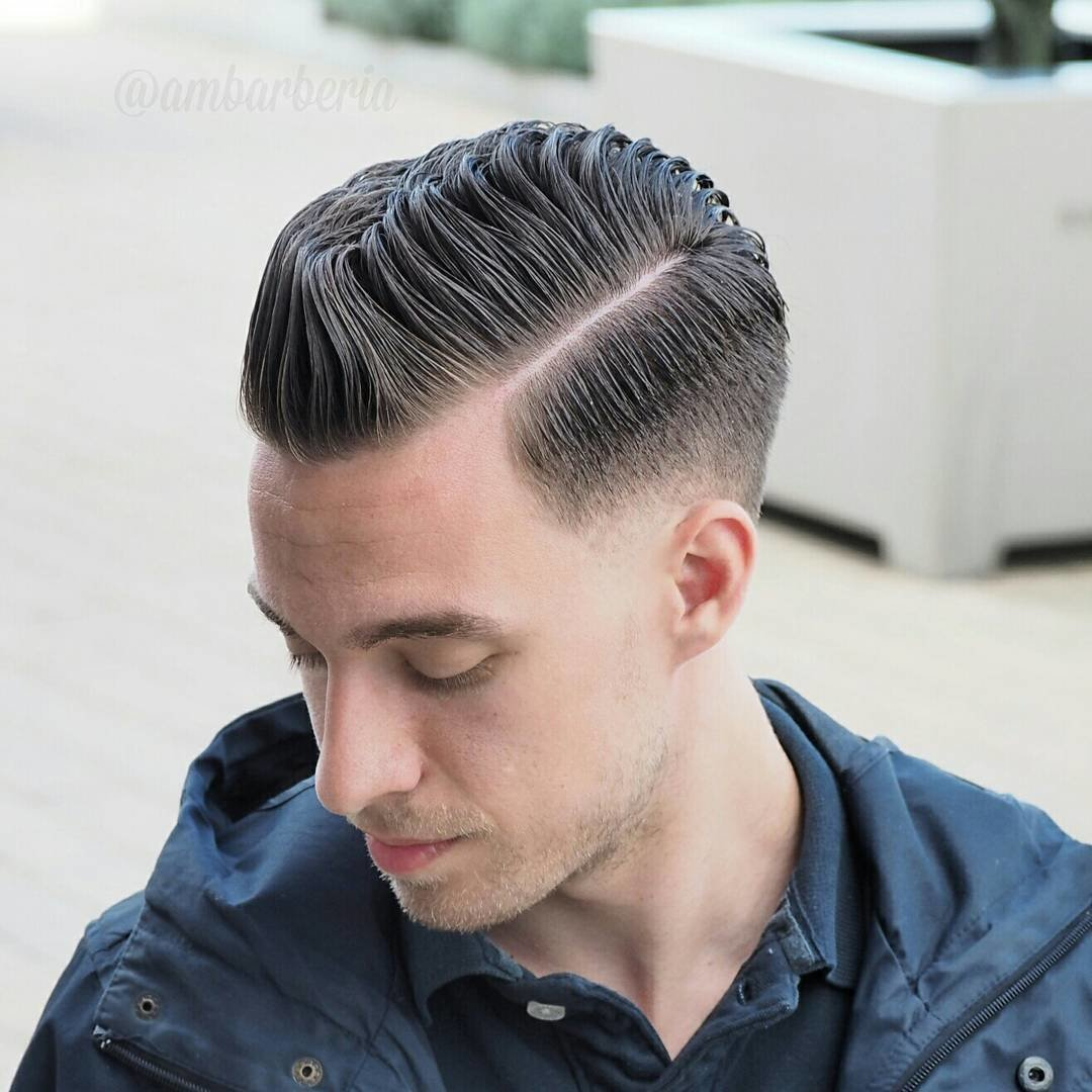 The Best Best Men S Haircuts Hairstyles For A Receding Hairline Pictures