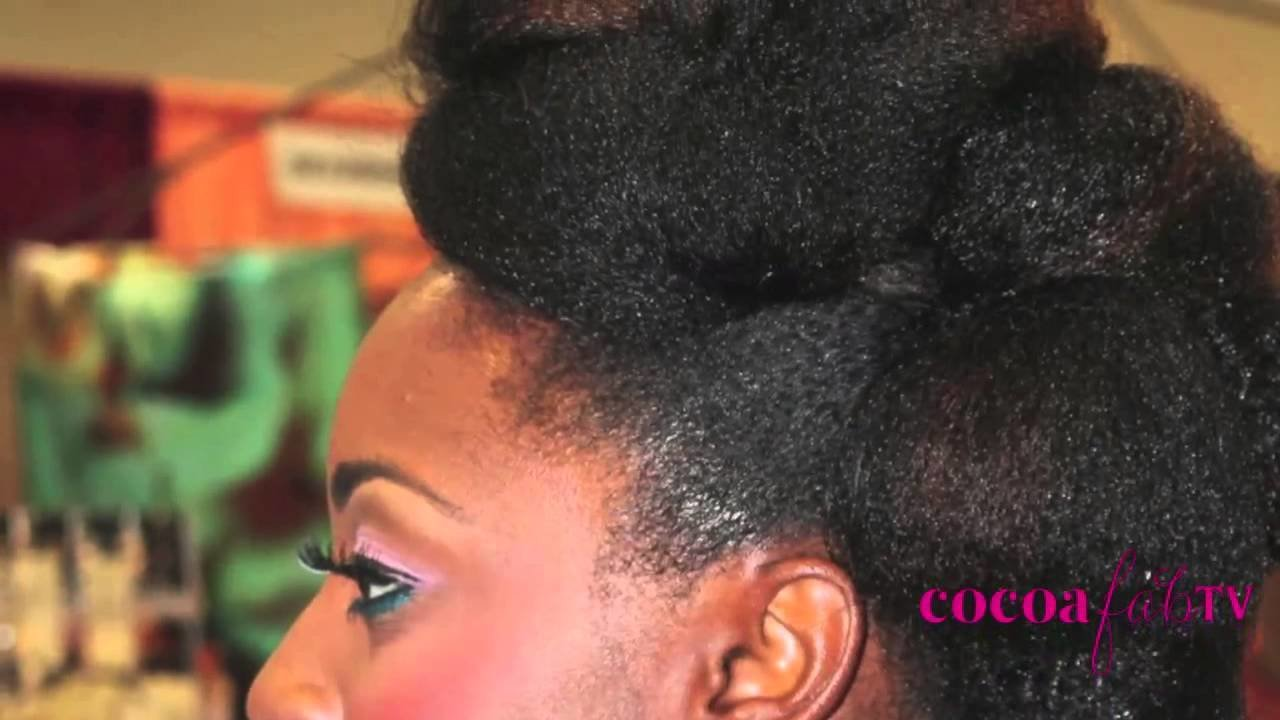 The Best 25 Gorgeous Natural Hair Styles For Black Women Youtube Pictures