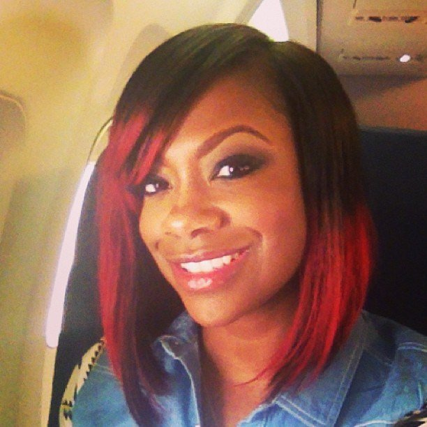 The Best Kandi Burruss Cuts Her Hair In Trendy Bob Photo Kandi Pictures