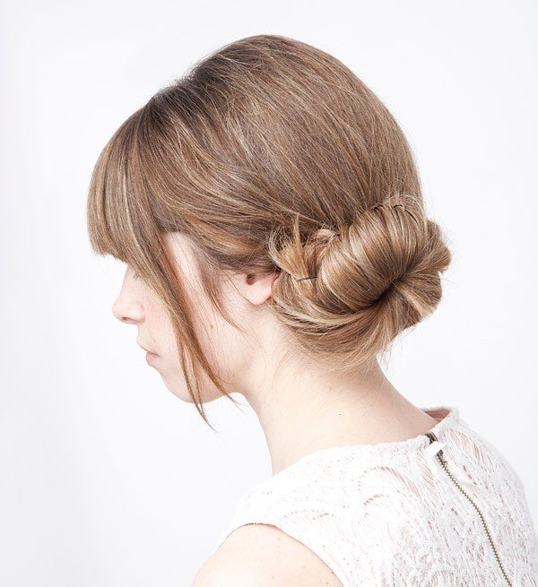 The Best In The Thick Of It 3 Fancy Hairstyles For Thick Hair Pictures