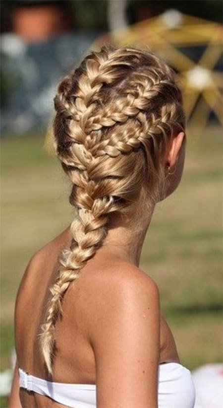 The Best 15 Latest Summer Beach Hairstyles Ideas For Girls 2016 Pictures