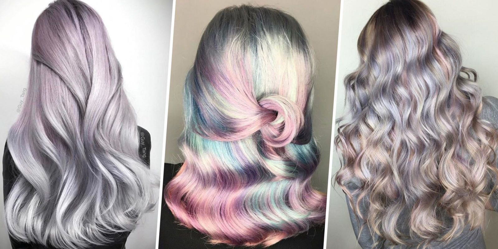 The Best Pearl Hair Trend Pearl Hair Color Pictures