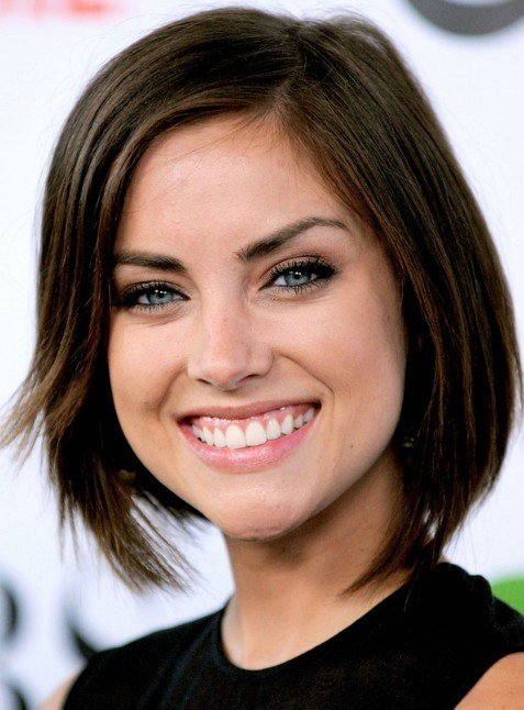 The Best Jessica Stroup Short Hairstyles Popular Haircuts Pictures