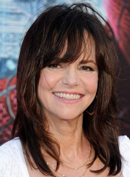 The Best Sally Field Medium Straight Hairstyles 2013 Popular Pictures