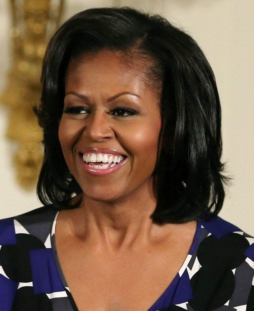 The Best 5 Michelle Obama Hairstyles Classic Haircut Popular Pictures
