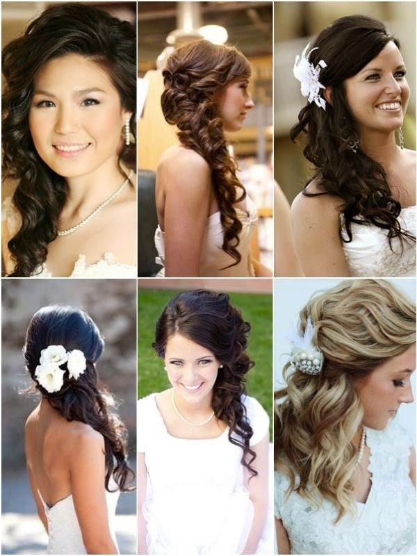 The Best 35 Wedding Hairstyles Discover Next Year's Top Trends For Pictures