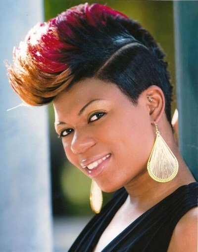 The Best 20 Hot And Stylish Short Hairstyles For African American Pictures