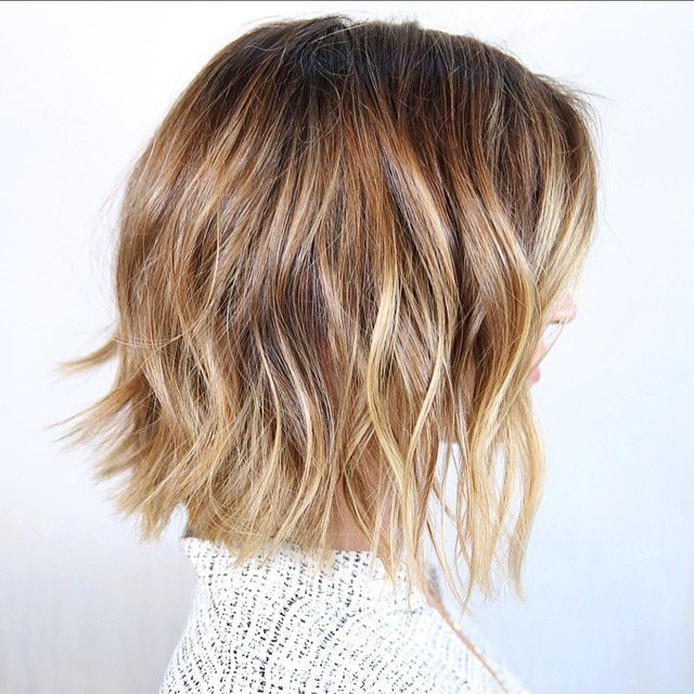 The Best 23 Cute Bob Haircuts Styles For Thick Hair Short Pictures