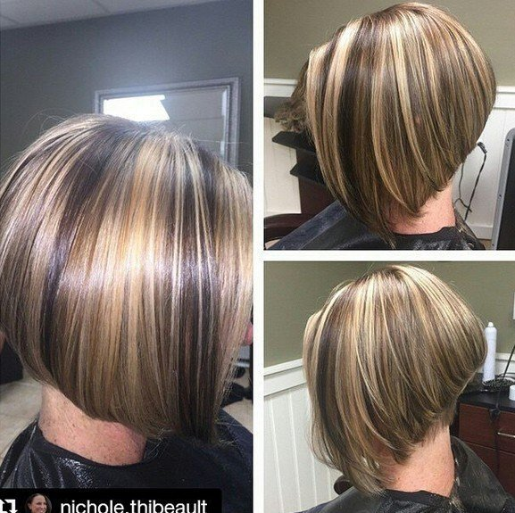 The Best 21 Cute Layered Bob Hairstyles Popular Haircuts Pictures