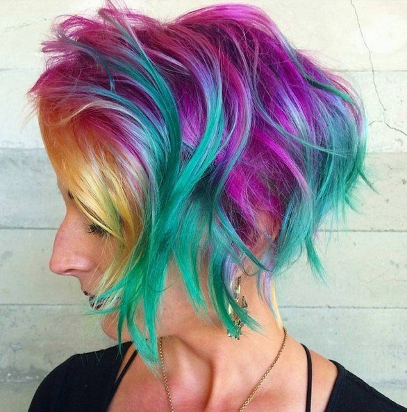The Best 25 Cute Balayage Styles For Short Hair Popular Haircuts Pictures