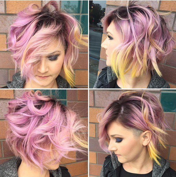 The Best 28 Super Cute Ways To Curl Your Bob Popular Haircuts Pictures