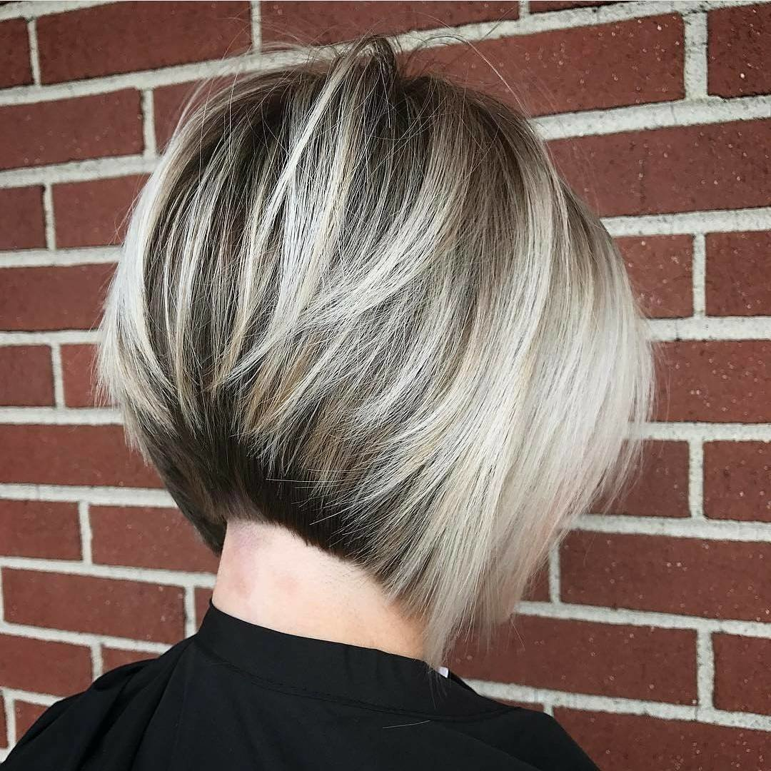 The Best 10 Layered Bob Hairstyles Look Fab In New Blonde Shades Pictures