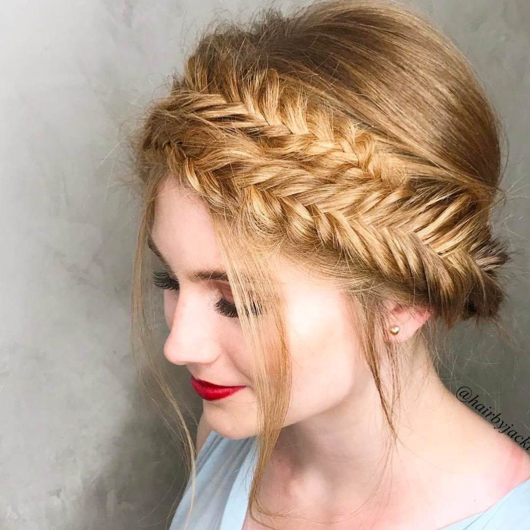 The Best 10 Braided Hairstyles For Long Hair Weddings Festivals Pictures