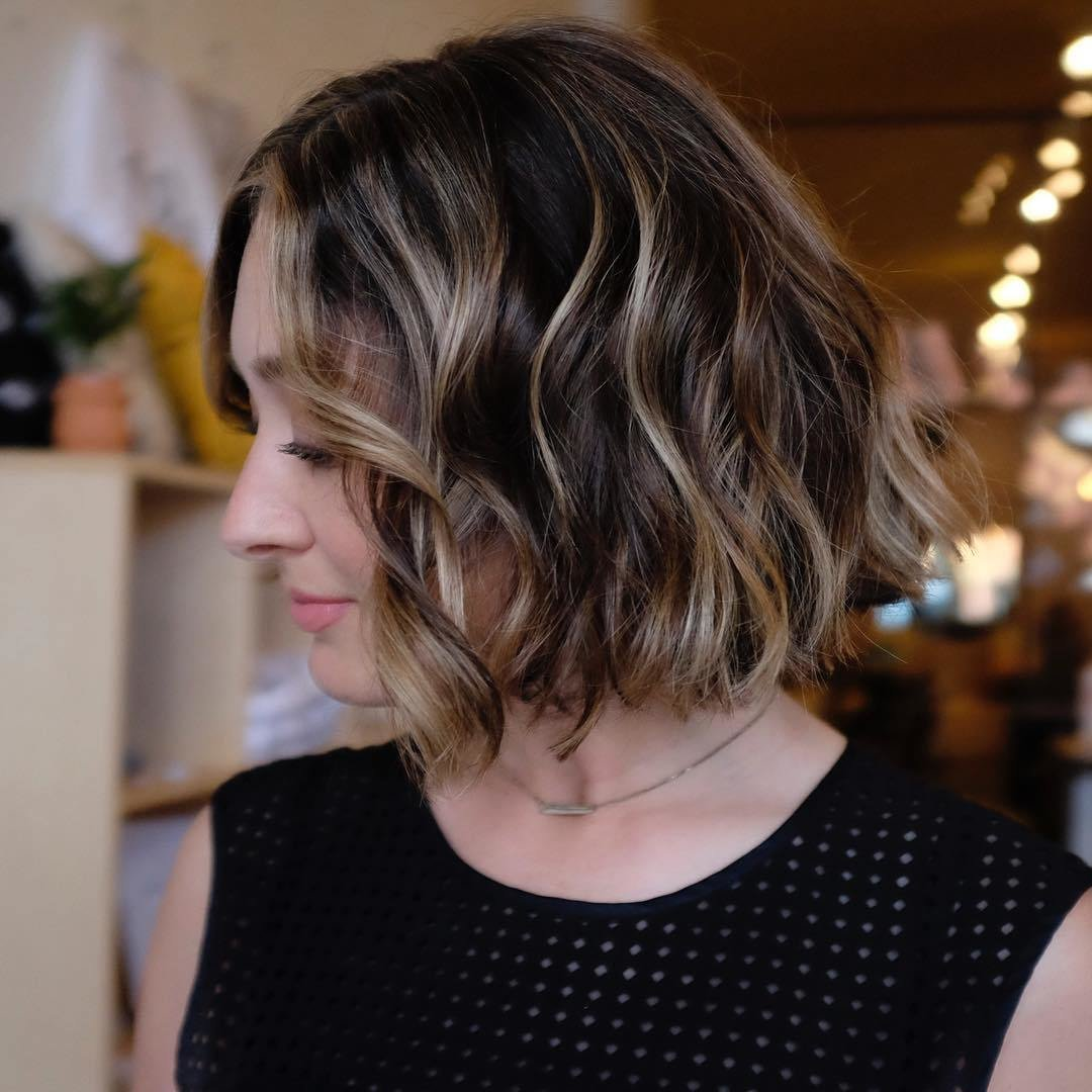 The Best 10 Beautiful Medium Bob Haircuts Edgy Looks Shoulder Length Hairstyle 2019 Pictures