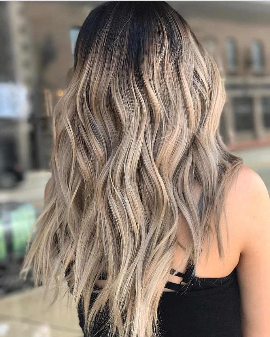 The Best 10 Layered Hairstyles Cuts For Long Hair In Summer Hair Pictures