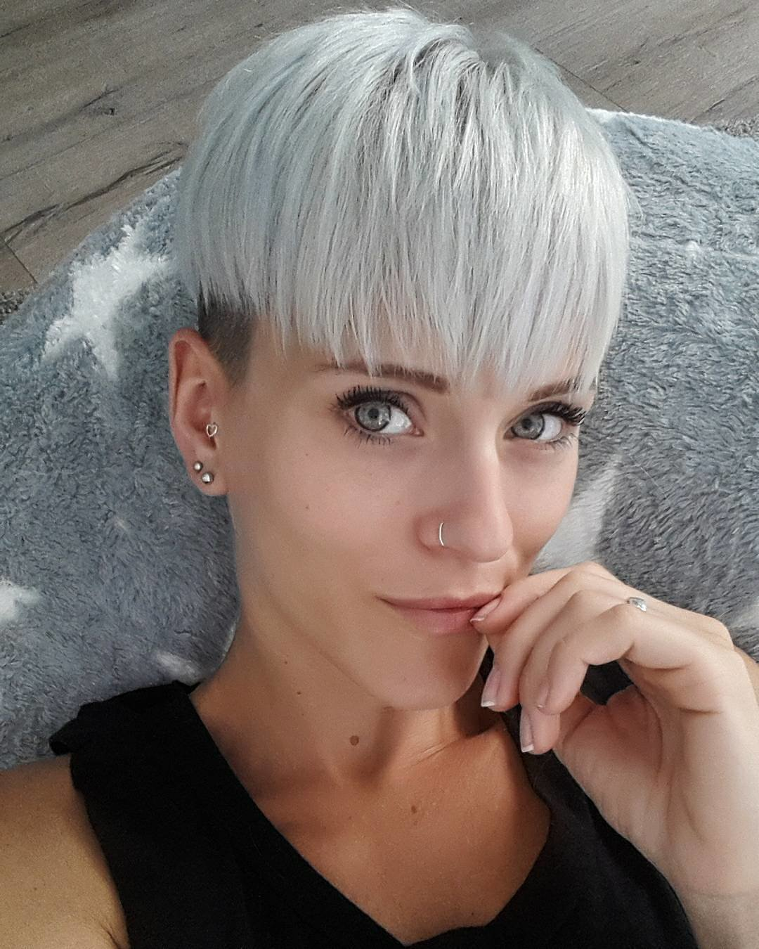 The Best 10 Short Hairstyles For Women Over 40 Pixie Haircuts 2019 Pictures