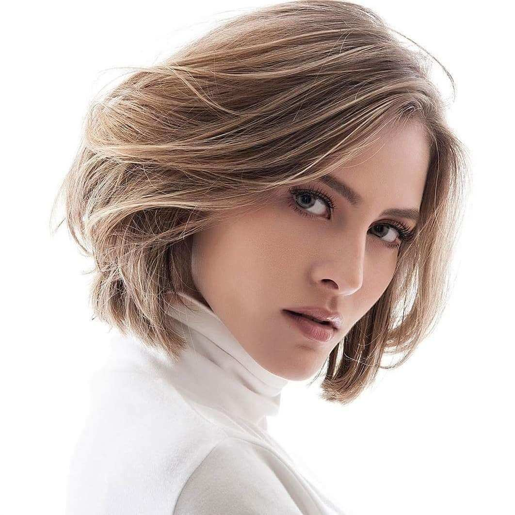 The Best 10 Medium Bob Haircut Ideas Casual Short Hairstyles For Women 2019 Pictures