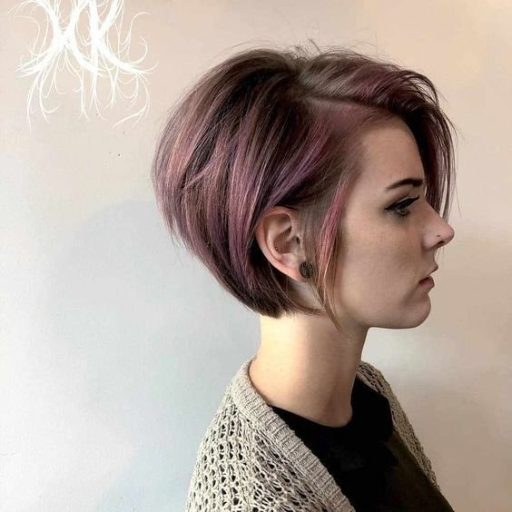 The Best 10 Cute Short Haircuts With Subtle Balayage Short Haircut Trends 2019 Pictures