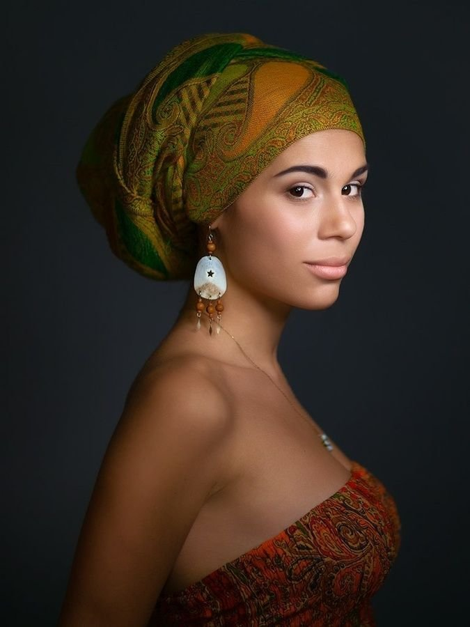 The Best Modern African Hairstyles 2015 Head Wraps Hairstyles Pictures