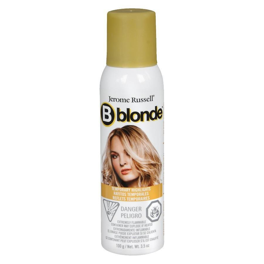 The Best Jerome Russell B Blonde Temporary Highlight Spray Blonde Pictures