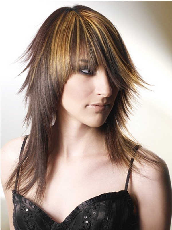 The Best Long Choppy Layered Hair Styles Pictures
