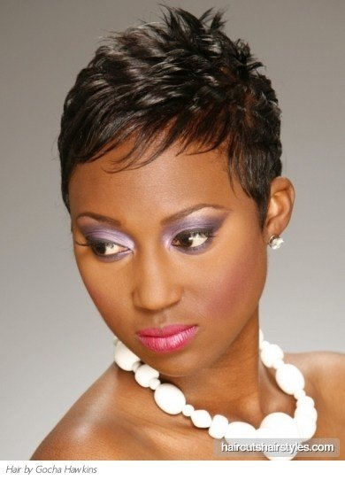 The Best Black Pixie Haircut On Pinterest Sister Locks Styles Pictures