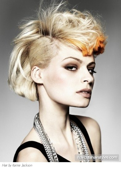 The Best Gorgeous Punk Medium Hairstyle Pictures