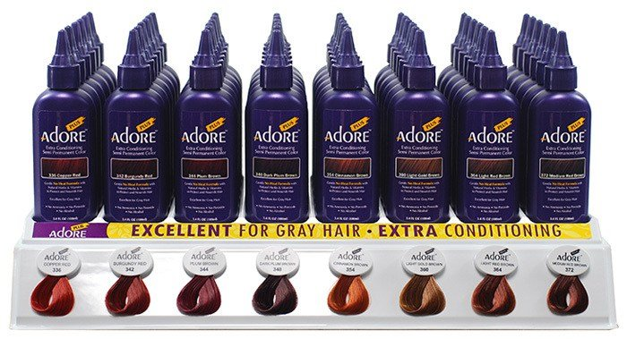 The Best Adore Plus Hair Color Chart Pictures