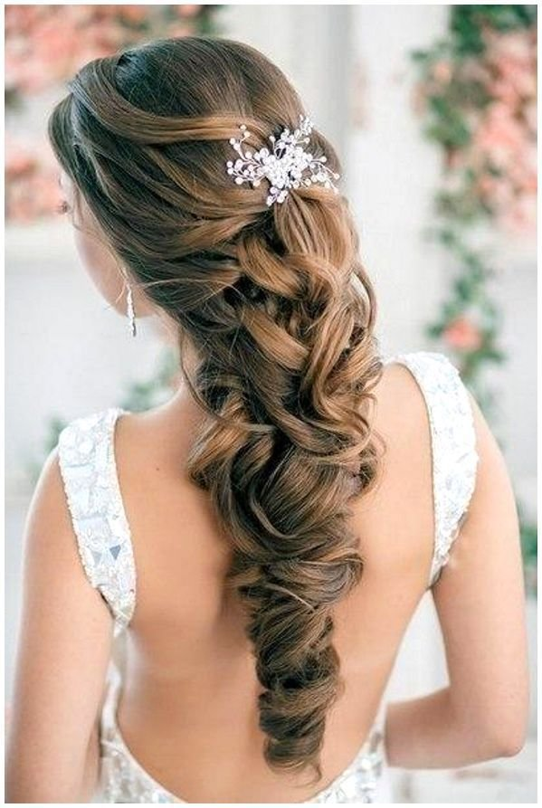 The Best 15 Beautiful Wedding Hairstyles For Long Hair 2189478 Pictures