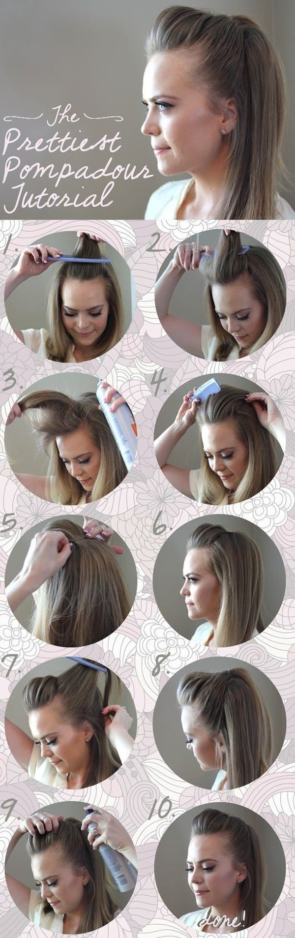 The Best 13 Five Minute Hairstyles For School Stylequick Pictures