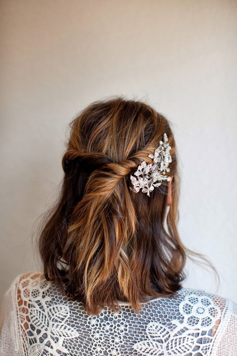 The Best 30 Unique Wedding Hair Ideas You Ll Want To Steal Pictures