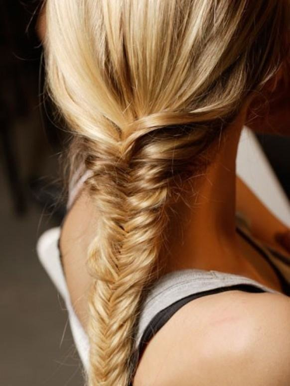 The Best Fish Tail Braid Hairstyle ♥ Hair Inpspiration 890967 Pictures
