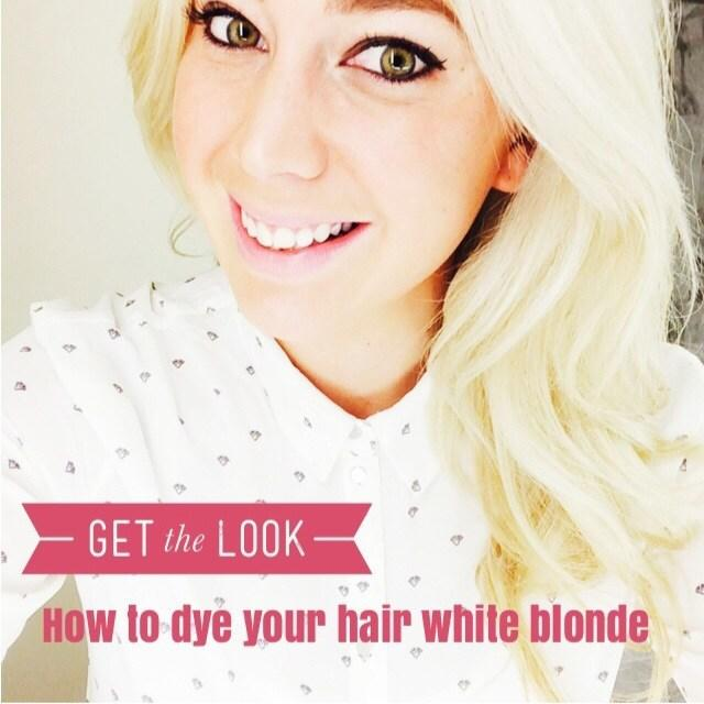 The Best How To Dye Your Hair White Blonde – Modern Wonderland Pictures