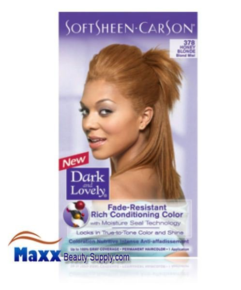 The Best Softsheen Carson Dark And Lovely Permanent Hair Color 4 Pictures