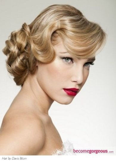 The Best 1920S Updo Vintage Style Hair And Fashion Pinterest Pictures