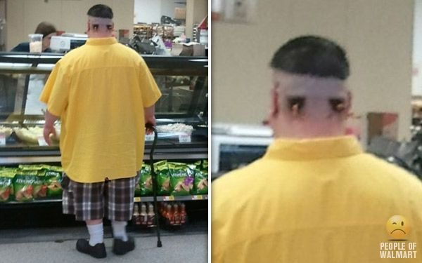 The Best A Walmart Style Haircut People Of Walmart Pinterest Pictures