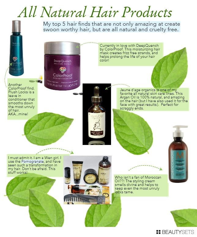 The Best All Natural Hair Products Hair Pinterest Pictures