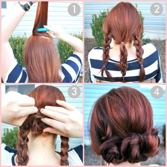 The Best Easy Hairstyle And Super Cute Hairstyles Pinterest Pictures