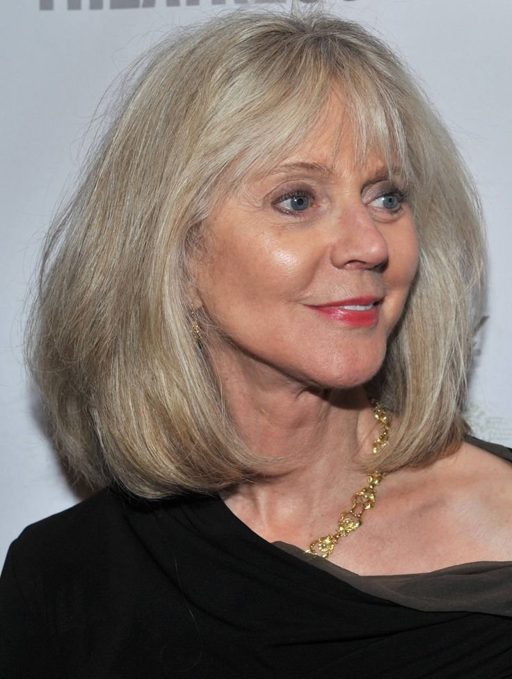 The Best Blythe Danner Great Haircut Hair Styles For M*T*R* Pictures