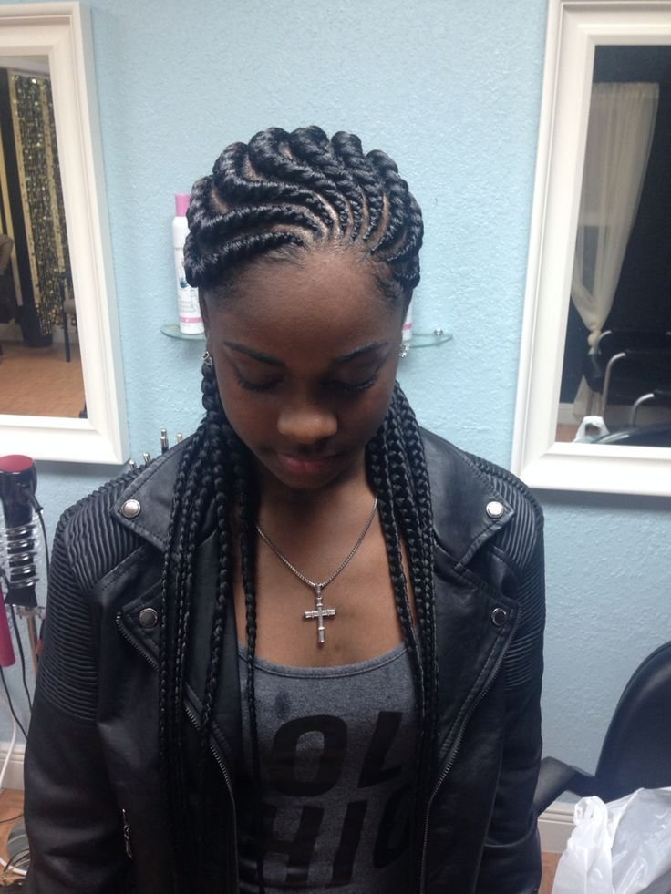 The Best 1000 Ideas About Big Cornrows On Pinterest Ghana Braids Pictures