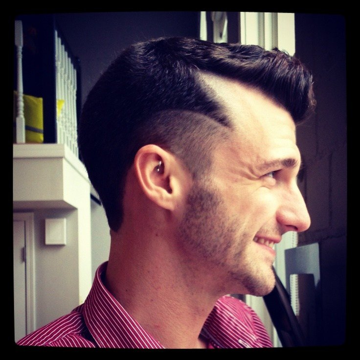 The Best My Badass Haircut Haircuts Pinterest Pictures