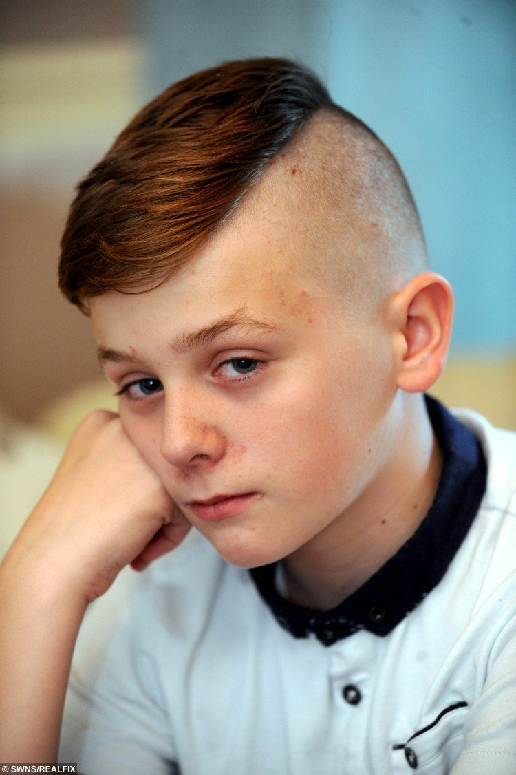 The Best 8 Hairstyles For 11 Year Old Boys Pictures