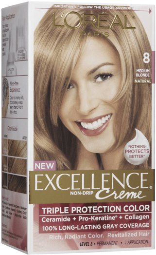 The Best L'oreal Excellence Creme Hair Color As Low As 2 07 After Pictures